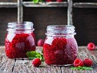 Рецепта Домашно сладко от малини